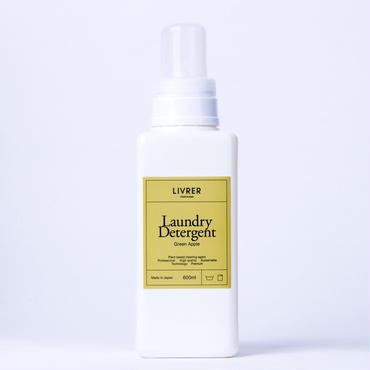 600ml】洗濯用洗剤 青りんご/Landry Detergent ▶Green Apple