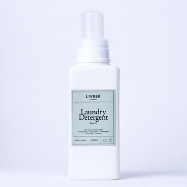 600ml】洗濯用洗剤 ビーチ/Landry Detergent ▶Beach