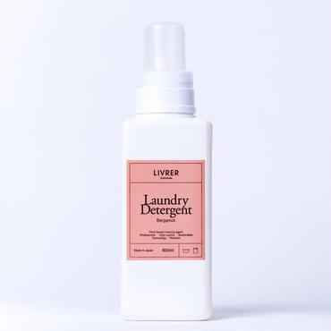 600ml】洗濯用洗剤 ベルガモット/Landry Detergent ▶Bergamot