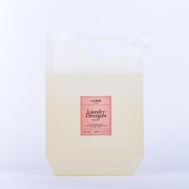 4㍑ボトル】洗濯用洗剤 ベルガモット/Landry Detergent ▶Bergamot