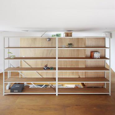 Steel series [bookshelf]