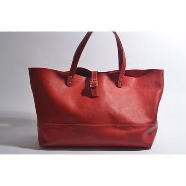 【 tr.4 suspension 】SUSPENSION TOTE BAG ( RED )