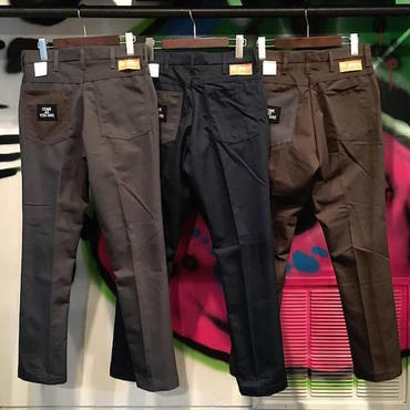 【 tr.4 suspension for LONG SET 】CUSTOM JEAN CUT WORK PANTS ( 全6パターン )