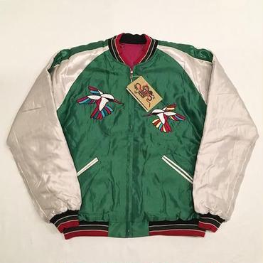 "【 tr.4 suspension × TAILOR TOYO × JOURNAL STANDARD 】""Hummingbird"" Jacket ( GREEN × BURGUNDY )"