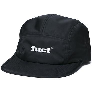 【 FUCT/SSDD 】48904 OG LOGO NYLON CAMP CAP (BLACK)
