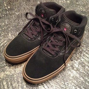 VANS GILBERT CROCKETT PRO MID (BLACK/GUM)