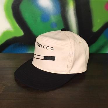 """LIFERS L-026 """"TABACCO"""" CAP (NATURAL/NAVY)"""