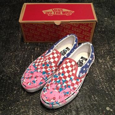"VANS SPECIAL EDITION by ESPYONE ""SLIP-ON"" US9.0(27.0cm) A"
