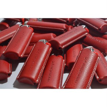 【 tr.4 suspension 】cigarette lighter case ( RED )