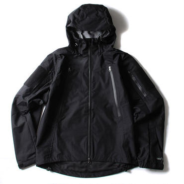 FUCT/SSDD 41511 TRIPLE LAYERED WEATHER PARKA (BLACK)