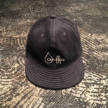 "【 LIFERS 】L-035 ""MATCH"" CORDUROY CAP (GRAY)"
