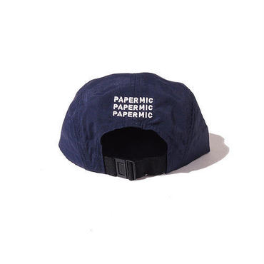 【 PAPERMIC 】CAMP CAP ( NAVY )