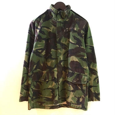 【OLD】 BRITISH MILITARY 90's WINDPROOF SMOCK JACKET (160/84)