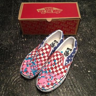 "VANS SPECIAL EDITION by ESPYONE ""SLIP-ON"" US9.5(27.5cm) A"