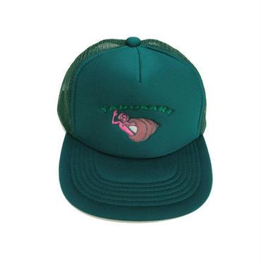 mash MS-BDNS-03 Baseball Cap (E/#1 DARK GREEN)