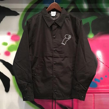 "【 LIFERS 】L-041 ""BUTTHOLE LIFERS"" COACH JACKET ( BLACK )"
