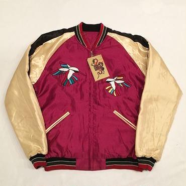 "【 tr.4 suspension × TAILOR TOYO × JOURNAL STANDARD 】""Hummingbird"" Jacket ( BURGUNDY × BURGUNDY )"