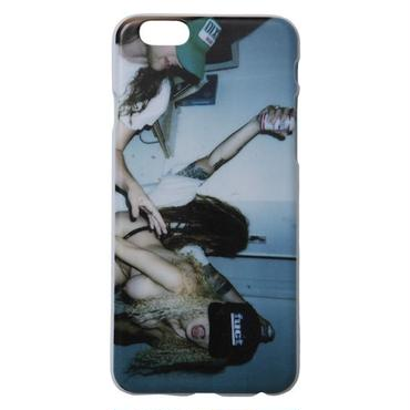 FUCT/SSDD 7412 FUCT PARTY iPhone CASE (WHITE)