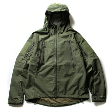 FUCT/SSDD 41511 TRIPLE LAYERED WEATHER PARKA (OLIVE)