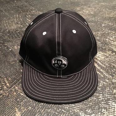 """【 LIFERS 】L-036 """"DEATH PROOF"""" CAP (BLACK)"""