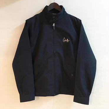 "【 LIFERS 】L-033 ""MATCH"" SWING TOP (NAVY)"