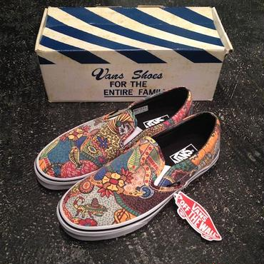 VANS VAN DOREN CLASSIC SLIP-ON (MULTI/ABORIGINE)