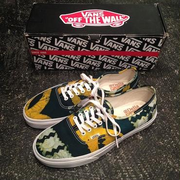 VANS×Della AUTHENTIC (BATIK/YELLOW)