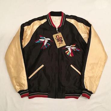 "【 tr.4 suspension × TAILOR TOYO × JOURNAL STANDARD 】""Hummingbird"" Jacket ( BLACK × WHITE )"