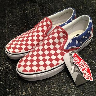 VANS VAN DOREN SLIP-ON (STARS/STRIPES/CHECKER)