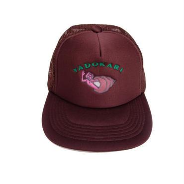 mash MS-BDNS-03 Baseball Cap (E/#2 BROWN)