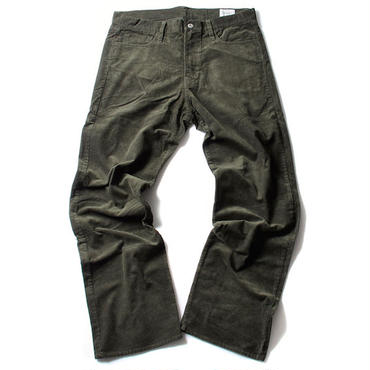 FUCT/SSDD 41205 CORDUROY PANTS (OLIVE)