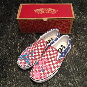 "VANS SPECIAL EDITION by ESPYONE ""SLIP-ON"" US8.5(26.5cm)"