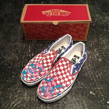 "VANS SPECIAL EDITION by ESPYONE ""SLIP-ON"" US9.0(27.0cm) B"