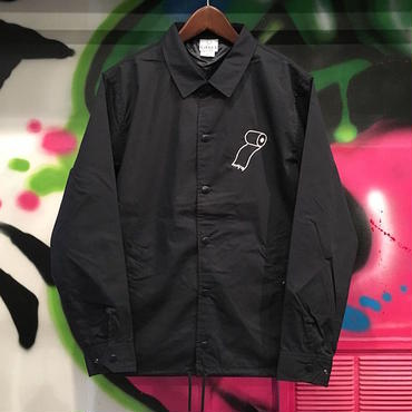 "【 LIFERS 】L-041 ""BUTTHOLE LIFERS"" COACH JACKET ( NAVY )"