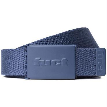 【 FUCT/SSDD 】48912 FUCT GI BELT (NAVY)