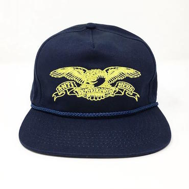 "【 ANTI HERO 】""BASIC EAGLE"" SNAPBACK CAP ( NAVY )"