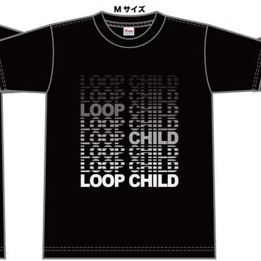 LOOP CHILDボーダーTシャツ