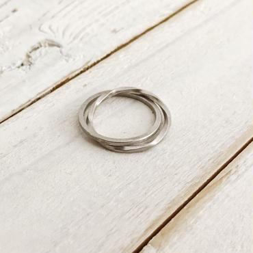 □1.2 gimmel ring spiral