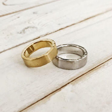 """Stone ring  """"side"""" 5mm"""