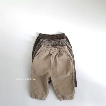 ポケットパンツ
