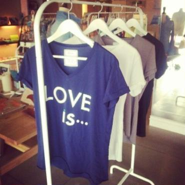 LOVE is...original tee