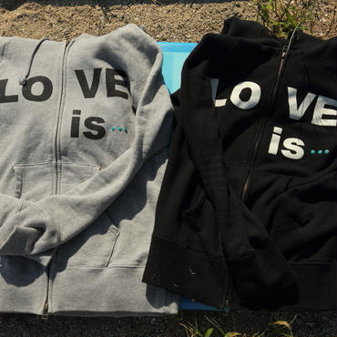 LOVE is♡♡♡original hoodparka