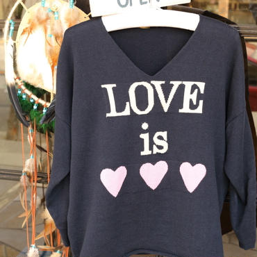 LOVE is...original LOVE is...knit