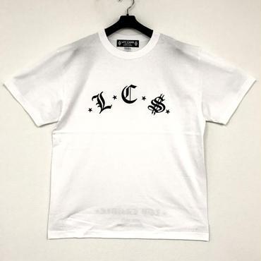 OLD  ENGLISH LOGO T- shirt(S〜XL)