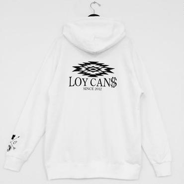 Original Logo Parka A White(S~XL)