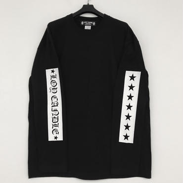 OLD  ENGLISH&STAR LONG T- shirt(XL〜XXL)