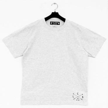 Original Logo T-shirt C One-Point  Gray(S~XL)