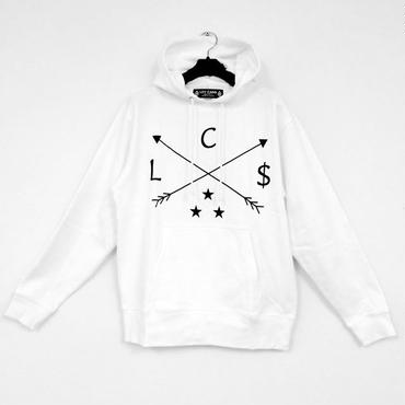 Original Logo Parka C White(S~XL)