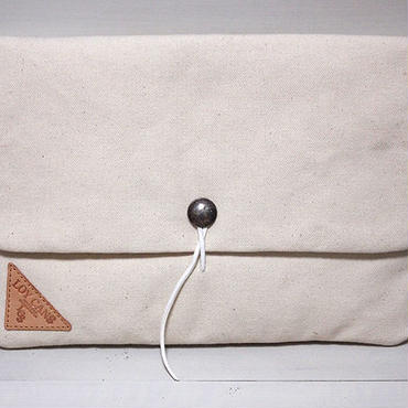 Campus Clutch Bag
