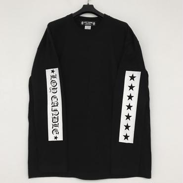 OLD  ENGLISH&STAR LONG T- shirt(S〜L)